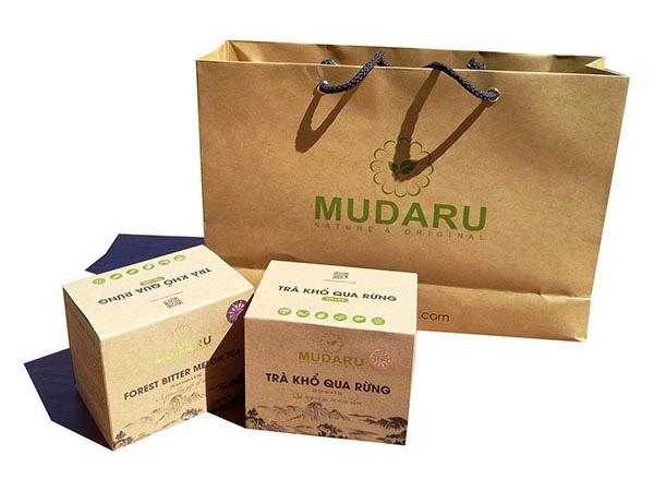 Cách nhận biết trà khổ qua rừng Mudaru chính hãng