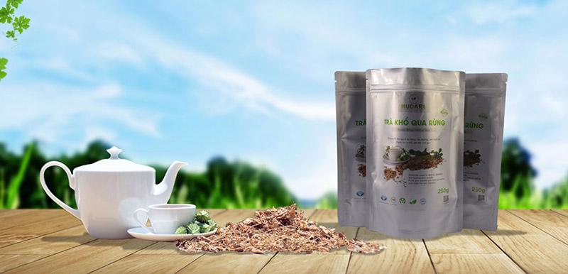 trà khổ qua rừng Mudaru