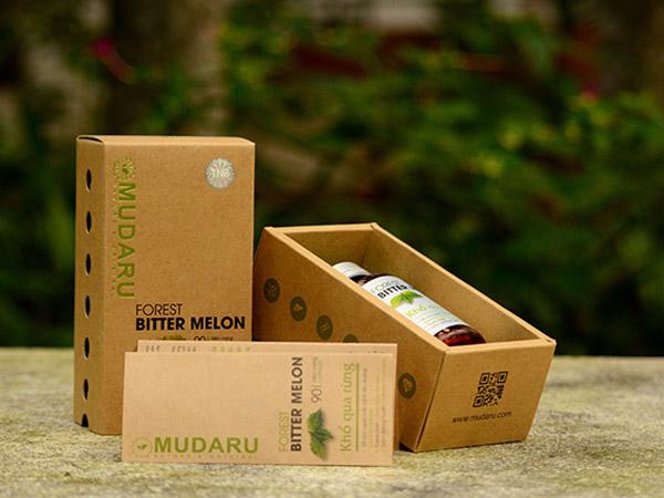 Viên uống khổ qua rừng Mudaru có tốt không