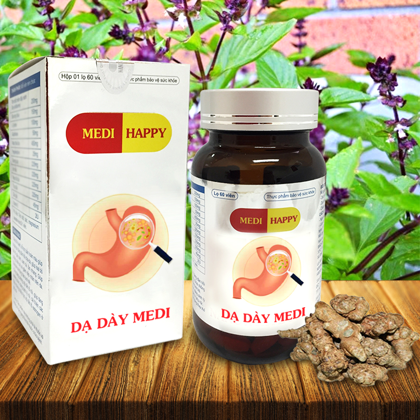 Dạ dày Medi happy