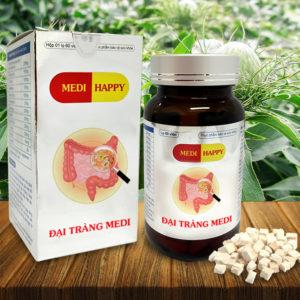 Đại Tràng Medi Happy trị viêm hoặc loét đại tràng