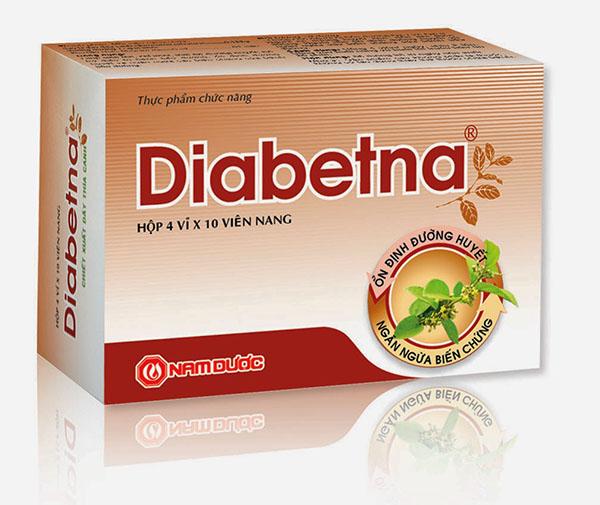 thuoc diabetna co tot khong