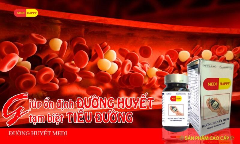 đường huyết medi