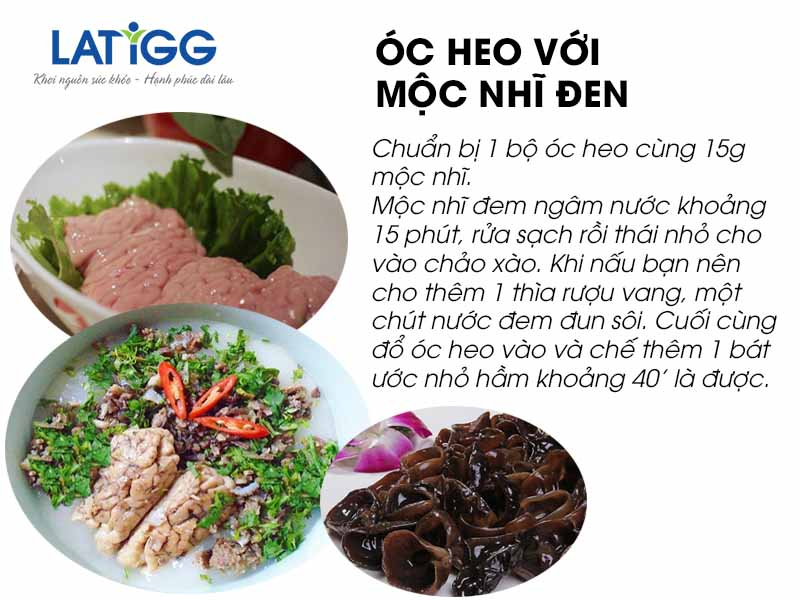 nao heo moc nhi - mon an tot cho nguoi benh roi loan tien dinh 1