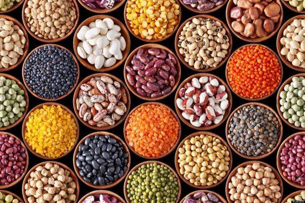 các loại đậu là thực phẩm có lợi cho người bệnh đường ruột