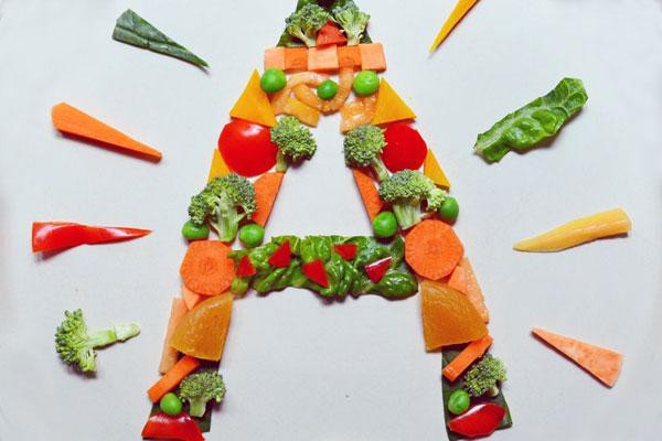 thực phẩm vitamin a là loại thực phẩm tốt cho người bệnh viêm xoang