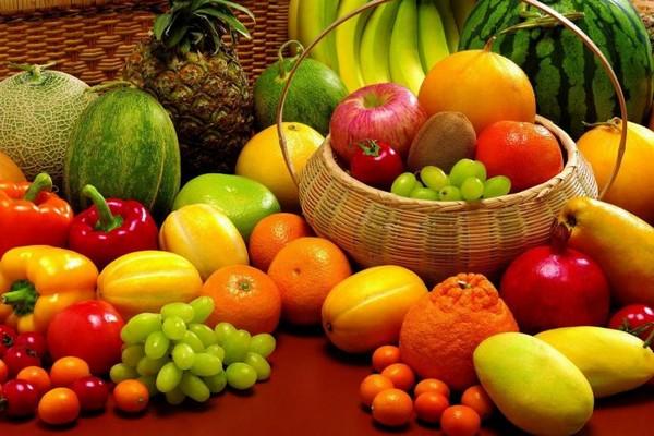 trái cây là thực phẩm có lợi cho người bệnh đường ruột