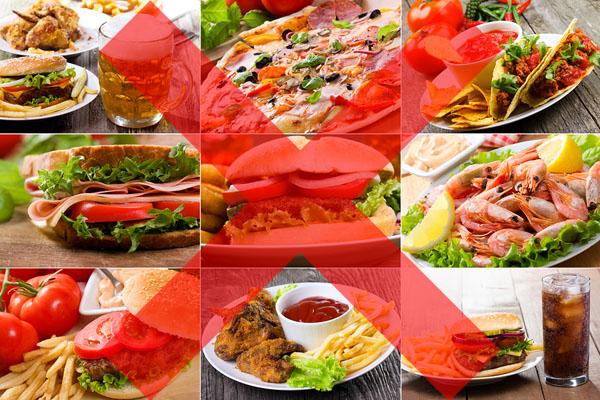 Thực phẩm có hại cho não