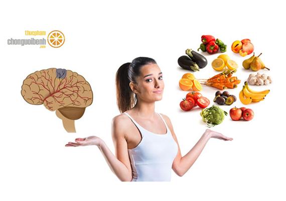 thực phẩm cho người bệnh thiếu máu não 3