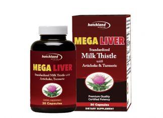 Thuốc giải độc gan Mega Liver
