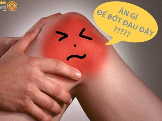 thuc pham tot cho nguoi benh dau khop