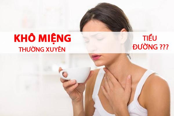 kho-mieng-la-dau-hieu-cua-benh-tieu-duong