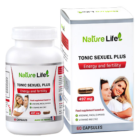 Nature Life Tonic Sexual Plus