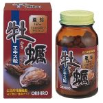 Orihiro New Oyster Extract Tablets