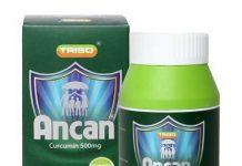 viên uống hỗ trợ điều trị u Ancan