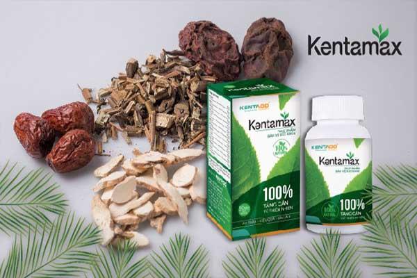 thành phần thuốc tăng cân kentamax