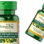 Evening Primrose Oil Plus Soy Isoflavones