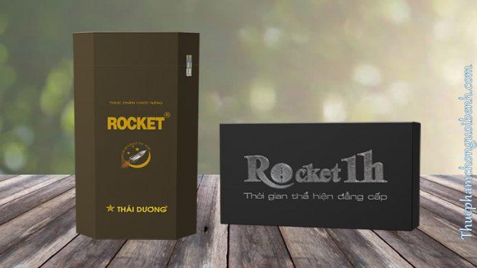 rocket thái dương có tốt không