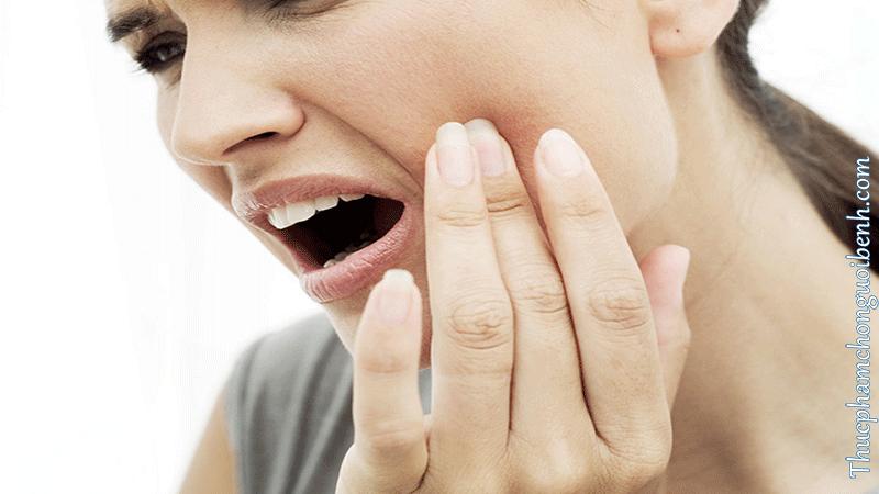 cà gai leo chữa sâu răng