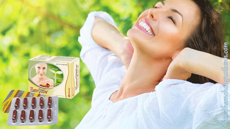 cải thiện chức năng sinh lý phụ nữ Estrolife