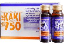 tăng cường sinh lý nam Kaki 750 Drink
