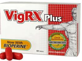 thuốc cải thiện yếu sinh lý nam VigRX Plus