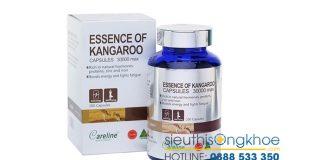 Essence of Kangaroo Careline - Tăng sinh lý nam có tốt không? Giá bao nhiêu? Mua ở đâu?
