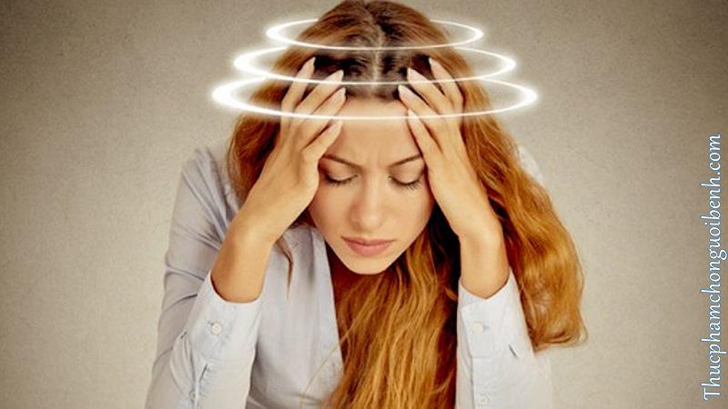Tổng hợp những bài thuốc dân gian chữa rối loạn tiền đình