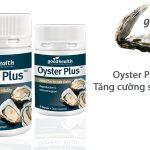 Oyster Plus - Tăng cường sinh lý đàn ông có tốt không? Mua ở đâu và Giá của Oyster Plus - Tăng cường sinh lý đàn ông là bao nhiêu?