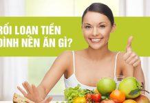 Rối loạn tiền đình nên ăn gì để phòng ngừa các chứng bệnh
