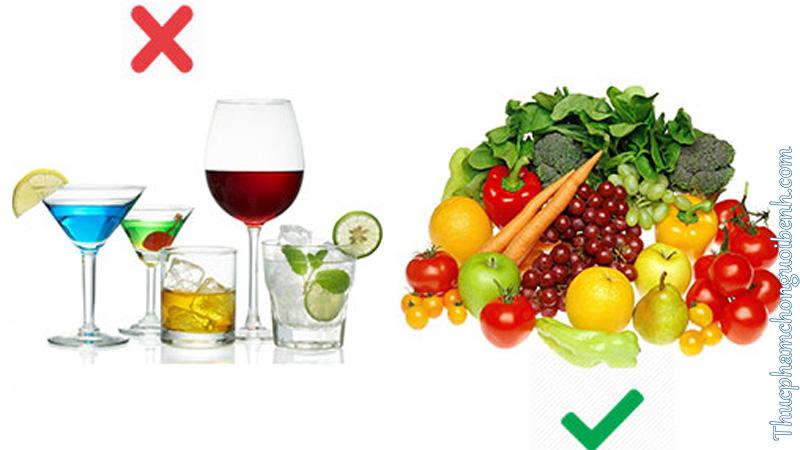 Rối loạn tiền đình nên ăn gì để phòng ngừa các chứng bện
