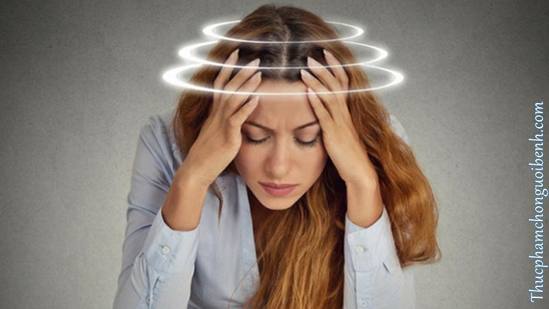 Tổng hợp các loại thuốc chữa rối loạn tiền đình để hết hoa mắt chóng mặt