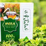 trà giảm cân gạo lứt Hera
