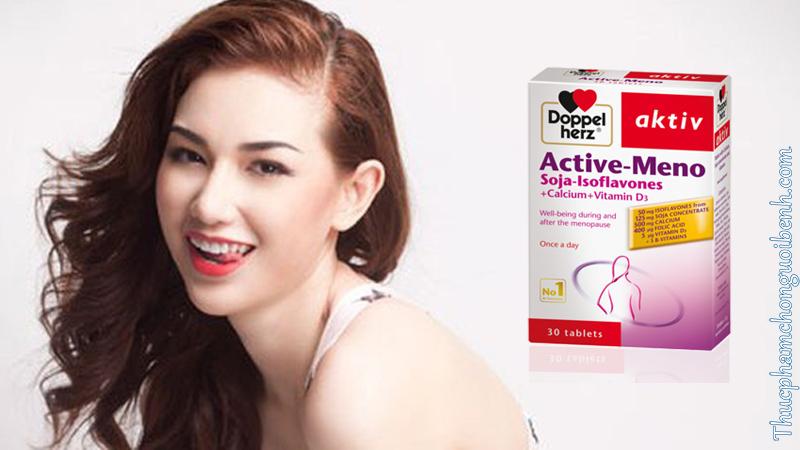 Active Meno - Giúp cân bằng nội tiết tố nữ có tốt không? Giá bao nhiêu? Mua ở đâu?