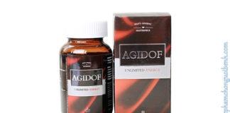 Agidof - Cải thiện sinh lý, giúp quý ông thêm sung mãn có tốt không? Giá bao nhiêu? Mua ở đâu?