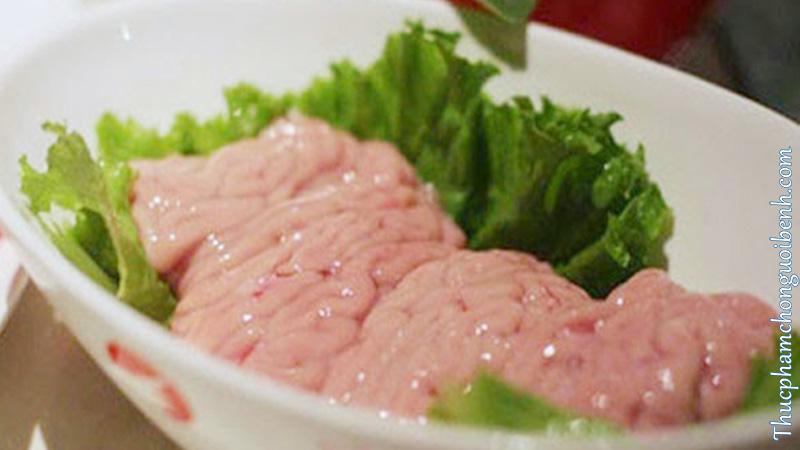 Những món ăn chữa rối loạn tiền đình bạn nên biết khi có dấu hiệu mắc bệnh