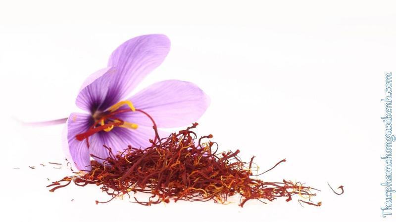 Nhuỵ Hoa Nghệ Tây Saffron có tốt không, mua ở đâu, giá bao nhiêu?