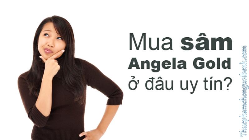 Sâm Angela - Tăng cường sinh lý Nữ có tốt không? Giá bao nhiêu? Mua ở đâu?
