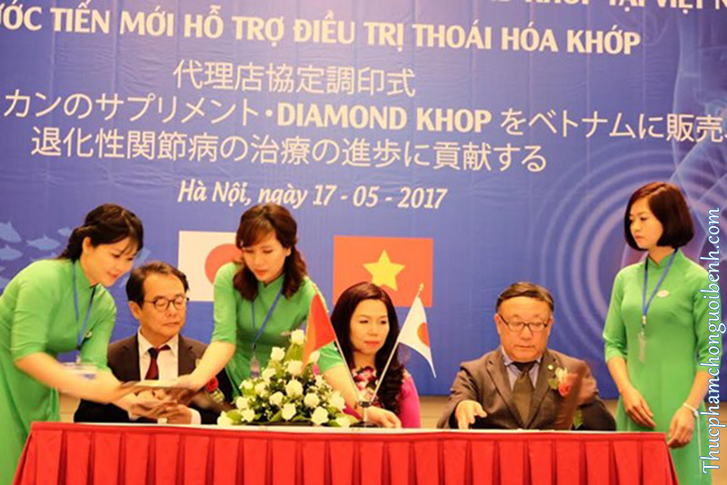 diamond khớp