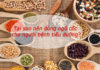 Tại sao nên dùng ngũ cốc cho người bệnh tiểu đường?