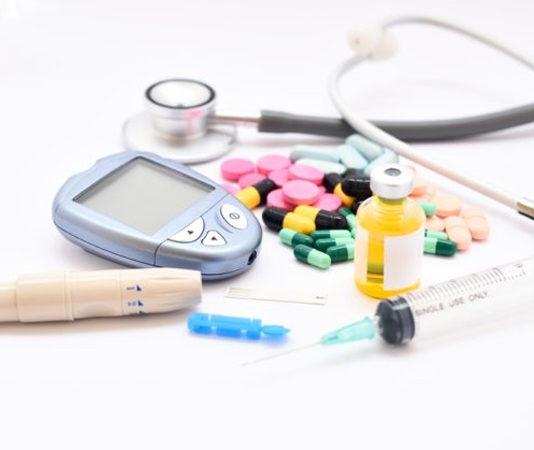 Thuốc chống biến chứng tiểu đường