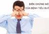 Biến chứng mắt của bệnh tiểu đường gây mất thị lực