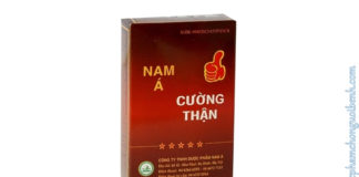 Nam Á Cường Thận - Bổ thận, chống mệt mỏi có tốt không? Giá bao nhiêu? Mua ở đâu?