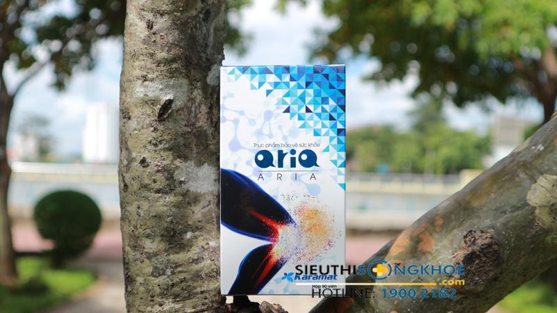 Xương khớp Aria có tốt không? Giá bao nhiêu? Mua ở đâu?