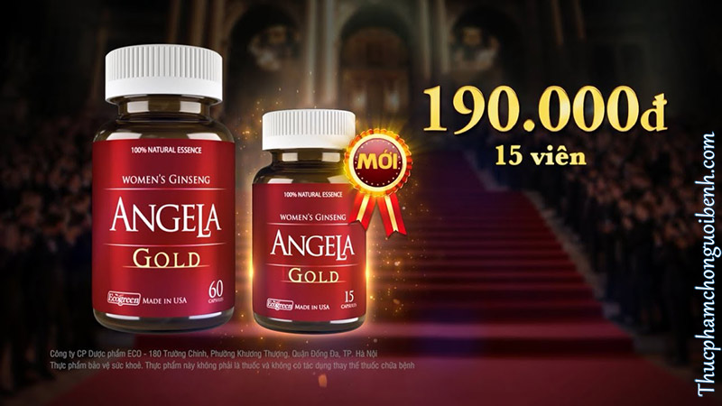 review sam angela gold