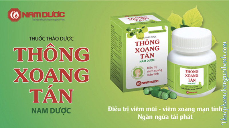 review thong xoang tan