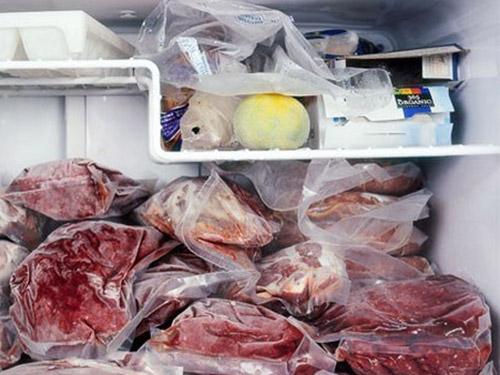 thực phẩm độc hại sau tết