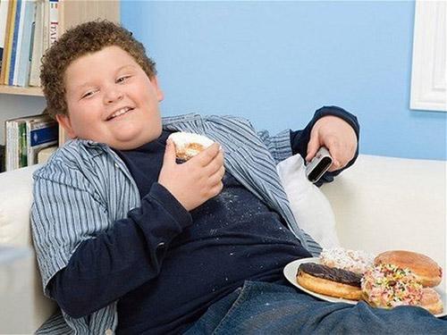 trẻ bị tiểu đường