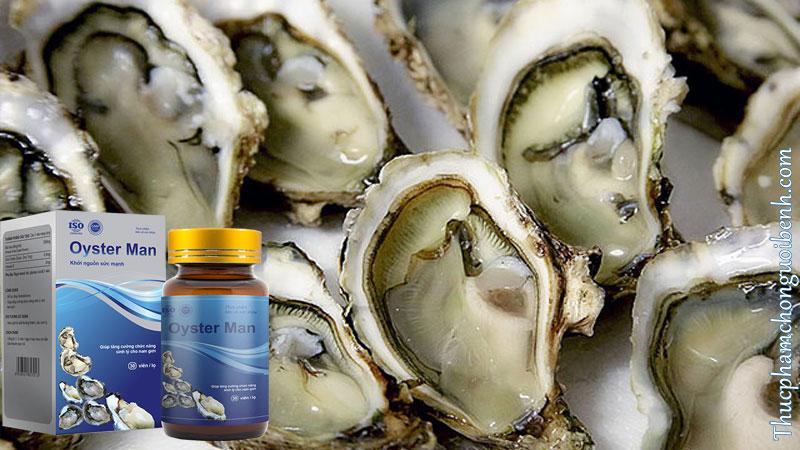 hàu oyster man có tốt không