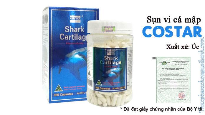 sụn cá mập costar úc có tốt không